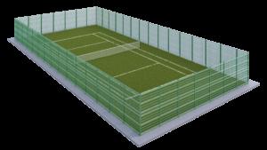 Площадка для тенниса ПДТ-1