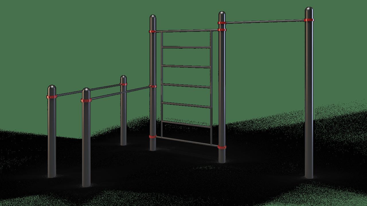 Workout площадки