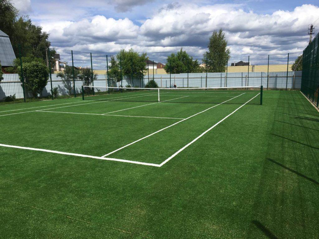 Теннисный корт премиум класса в Истре