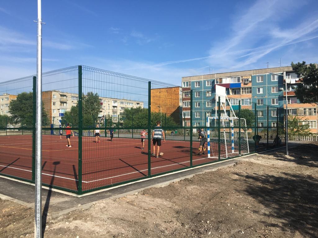 Саратов — Универсальная спортивная площадка