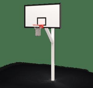 Баскетбольная стойка уличная